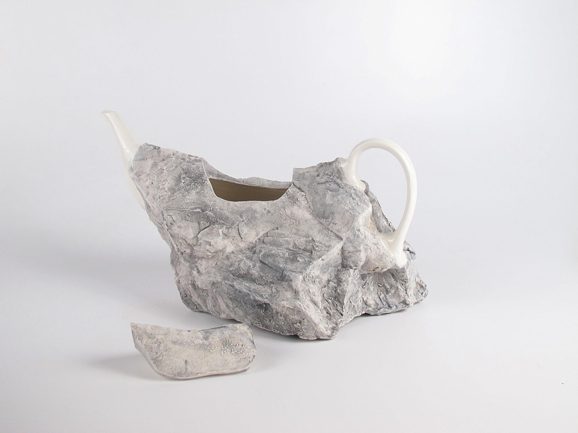jug rock Lapidaria ceramic contemporary art project Studio17 Caterina Sbrana Gabriele Mallegni