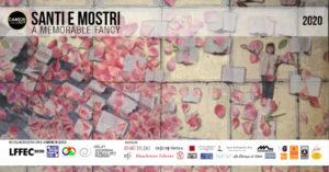 Santi e mostri contemporary art show Lucca