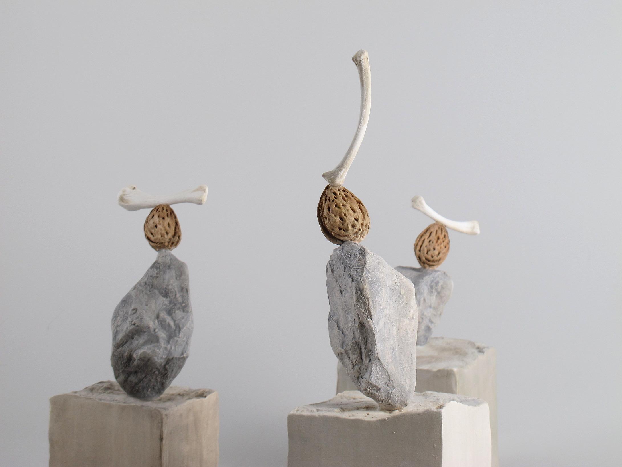 Cosmogonia Minima, Minimal Cosmogony, Caterina Sbrana 2020, vegetal animal minimal equilibrium