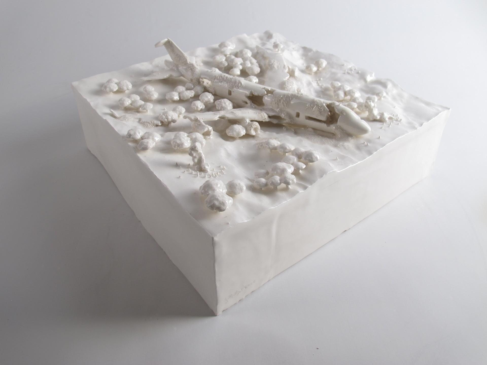 Wreckage Gabriele Mallegni 2020 conteporary sculpture