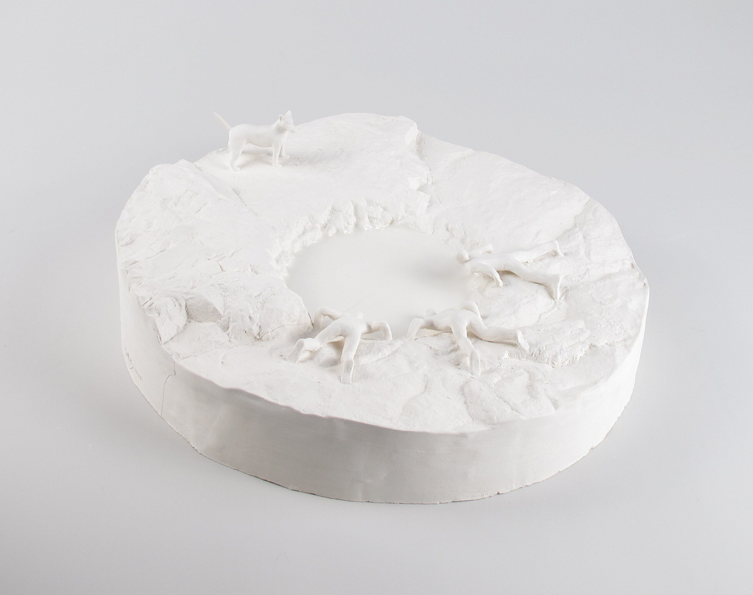 Gabriele mallegni wildness sculpture Studio17 2021